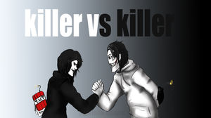 Killer Vs Killer by Coffee-For-The-Dead