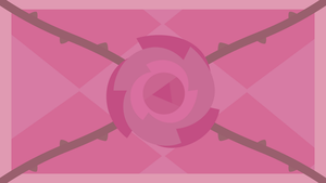 The Flag of Rose Quartz - Wallpaper by MrBarthalamul