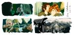 LotR speedpaints by evelmiina