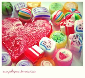 candy love by pellegrina - �ekerrrr