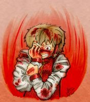 Red is the Blood of My Country by Chibidoodles