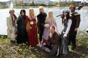 In the Game of Thrones... by sjbonnar