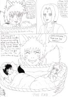 Naruto Come and look! These are my babies! mpreg by Princessvegata