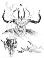 Mephistopheles by lvl9Drow
