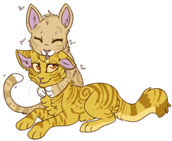 Purr Purr Purr by lulubellct