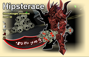 DoomKnight Overlord by hipsterAce