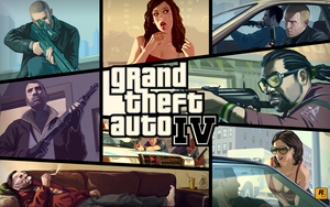 GTA IV Wallpaper by akaH3RO