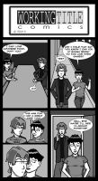 Blind Date Part Five by HappinessComics