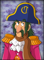 Captain Crook by IsabellaPrice