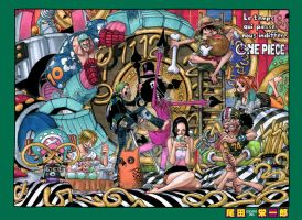 one piece 692 color page by nimesh21