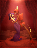 The Devil's Hands are Idle Playthings by Vaahlkult