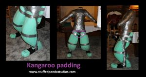 Kangaroo padding WIP by stuffedpanda-cosplay