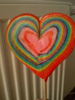 Heart Lolly Pop by SnatchMind