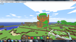 MineCraft Link from LOZ by Zero86-SK