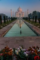 01 India Agra 01 by francisco2011