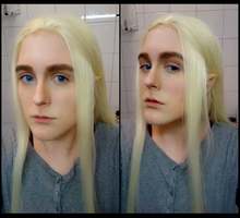 The Hobbit Coplay - Thranduil Preview by Kozekito