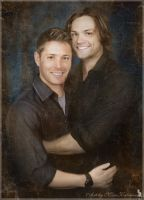 Jensen And Jared by MisaKaterina