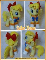 Custom Pony: Codename Sailor V by HeyLookASign