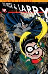 Bat-Mite and Larry by Theamat
