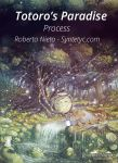 Totoro's Paradise Process (Gif) by Syntetyc