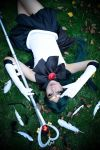 Guardian of Time - Sailor Pluto by tsubaki706