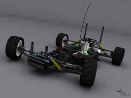 remote controlled car by vanacal