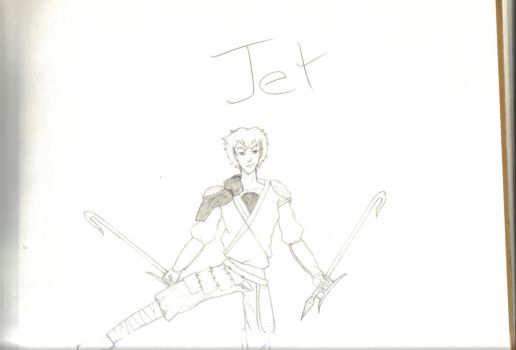 Jet from ATLA by MoshiMoshi67