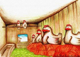 hens by chicho21net