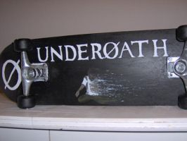 Underoath Board by RainbowCornflakes
