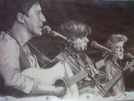 Mumford and Sons by frankiem05