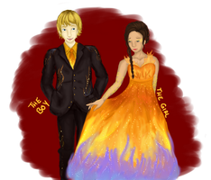 HG: Interviews Dresses by Gigglish