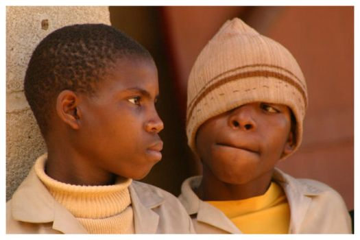 African Children 04 by OnceTwiceThrice
