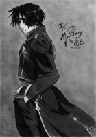 Colonel Roy Mustang by Luthien20