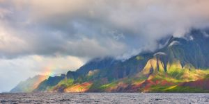 Na Pali Magic by AndrewShoemaker