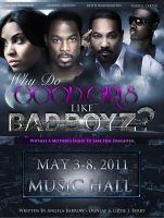 Stage Play Promo Poster 2011 by GCORP1
