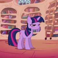 Twilight is Unamused by EonEvolution