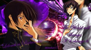 Lelouch vi Britannia Signature by KonariWilliams