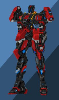 MC-0006 Elite (Front) by zizouzigzag