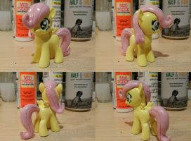 Filly Fluttershy Custom by Rion-Noire