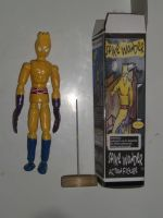 The Spike Wonder Official Action Figure 03 by ztenzila