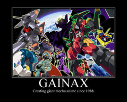 Gainax by NewMystery356