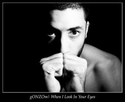 When I Look In Your Eyes by gONZOm