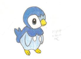 Piplup by Clueless825