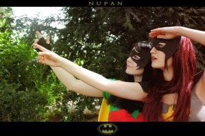 Batman and Robin - I by NUPAN