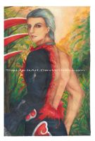 Hidan by TheLife-IsArt