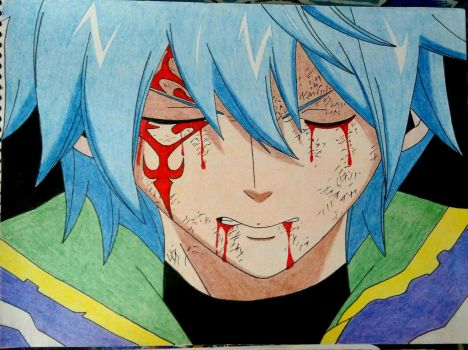 Jellal - FairyTail by phkfrost