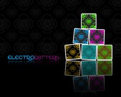 electro pattern by pindlekill