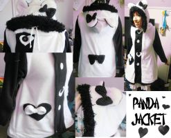 jacket panda by jimnicircket