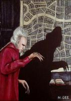 Bram Stokers Dracula - ACEO 2 by mikegee777