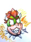 BOWSER by CAMIKOOPA